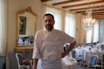 Шеф-повар ресторана La Collint Жером Кустийас