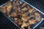 Жарим курицу в мисо на гриле