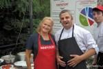 С шеф-поваром Мираторга Дмитрием Лозько