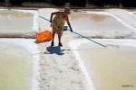 Деликатесная морская соль созревает под водой