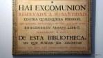 Укравшему книгу из монастыря грозят отлучением от церкви