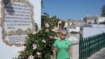 Памятный знак в честь событий 14 века, когда португальцы отстояли независимость от Испании