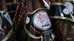 Jamon iberico высшего качества: 5 желудей на черной этикетке