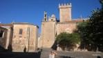 Единственная средневековая башня. сохранившаяся в Касересе, башня Аиста