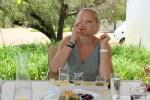 Дегустирую оливковое масло на винодельне в ЮАР
