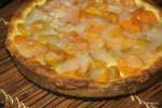 Лимбурский пирог с абрикосами