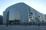 Жилой ом в Роттердаме вместил в себя один из лучших рынков Европы