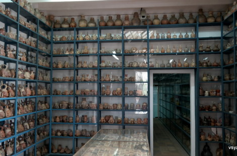 Casa Larco - один из немногих музеев в мире, который показывает посетителям свои запасники