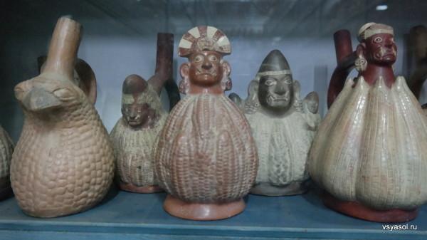 Древние перуанцы первыми научились разводить  кукурузу