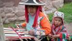 Головные уборы женщин каждого племени отличаются друг от друга