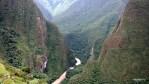 За рекой Урубамба начинается тропа инков