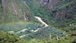 Радуга под ногами: вид с Мачу-Пикчу на долину реки Урубамба