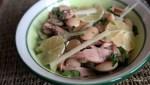 Салат из фасоли с тунцом