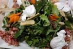 Лионский салат от Мишеля Ломбарди