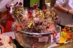 Сухие сморчки на Лионском рынке