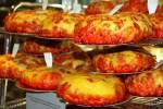 Сладкие пироги на Лионском рынке