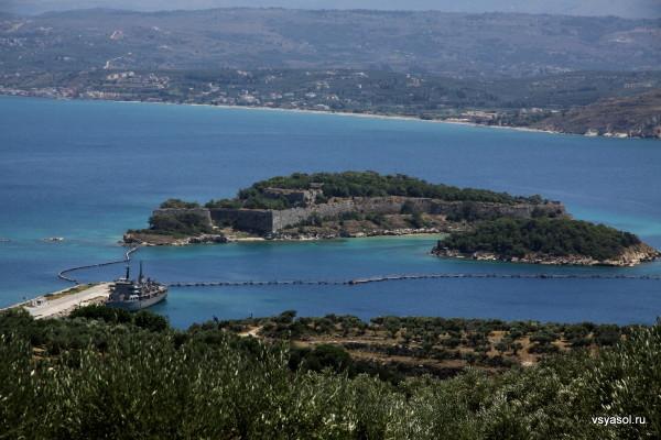 Бухта Суда, Крит