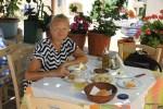 Обед в таверге Георг и Георгия, Панормо, Крит