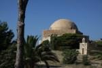 Турки построили мечеть на месте христианской церкви в захваченной ими венецианской крепости в Ретимно
