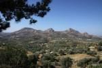 Виды с дороги Ретимно-Плакиас, Крит