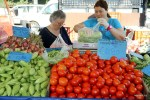 На уличном рынке в Ретимно, Крит