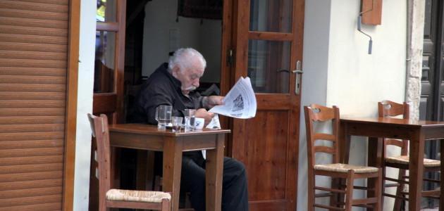 Новости в греческих газетах невеселые