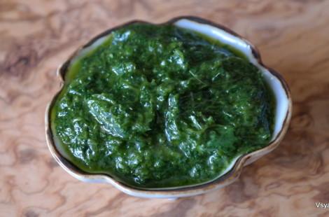 Португальский соус Piso