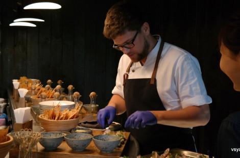 Андрей Коробяк, эстонский шеф-повар московского ресторана MØS
