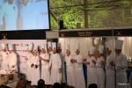 Награждение победителей эстонского этапа Золотого Бокюза. Таллин