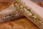 Сандвич с яичным салатом от Кенджи Лопеса-Альта