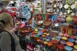На рынке в Пальме невозможно пройти мимо местной керамики