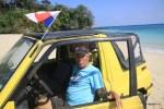 Сантос 22 года проработал в отеле Contadora