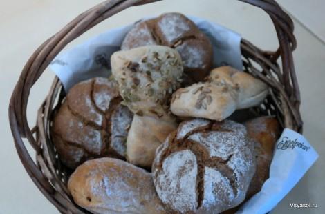 Австрийский хлеб