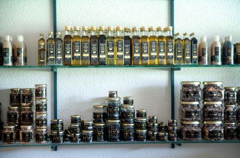Все это сделано с трюфелями. Фото: Анатолий Мирюк