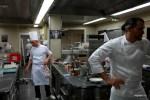 На кухне Шариаля в Усто-де-Боманьер
