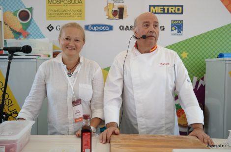 Мастер-класс с Маноло Лопесом, Ярославль. Фото: Наталья Тарабрина Фото