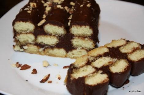 Новогодний итальянский десерт Дольче Торино