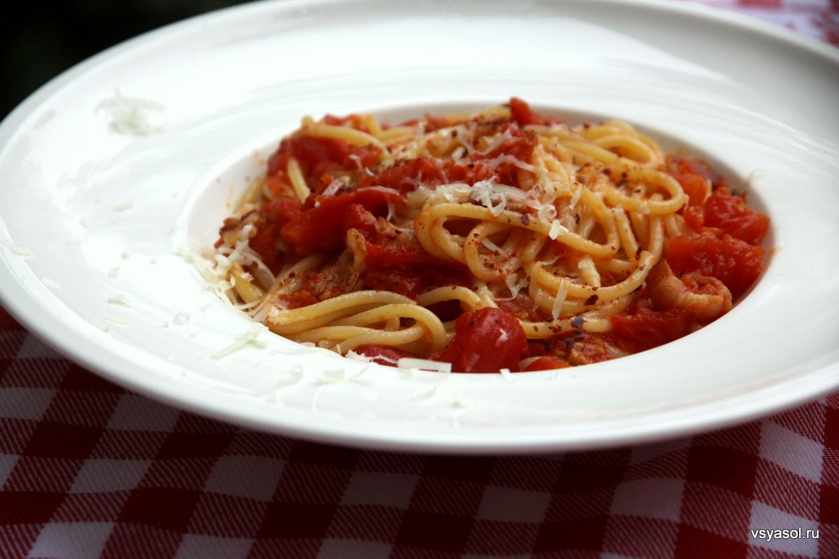 Спагетти с креветками – блюдо, которое итальянцам бы понравилось Лучшие рецепты спагетти с креветками и соусов к ним