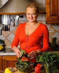 Ольга Бакланова - автор кулинарного блога Вся Соль