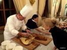 Кристоф Мюллер приготовил во францухском посольстве запеченного лосося