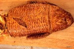 Запеченный лосось по рецепту Поля Бокюза