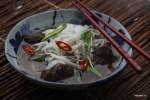 Тайваньский мясной суп с лапшой
