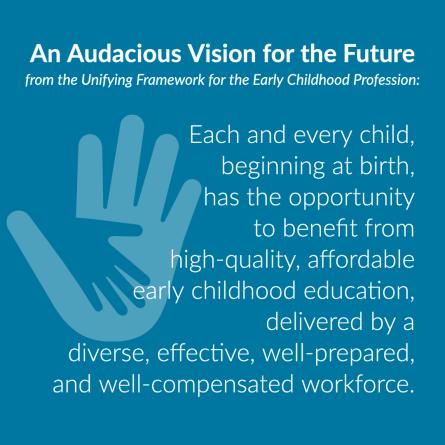 An Audacious Vision