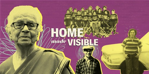 Home Made Visible now in distribution with Vtape