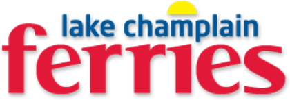Lake Champlain Ferries Logo