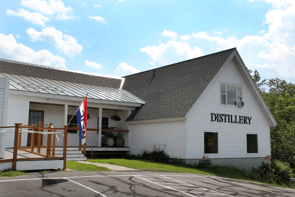 Image of Vermont Distillers building