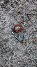 While the bolt may look good, it was corroding in the hole