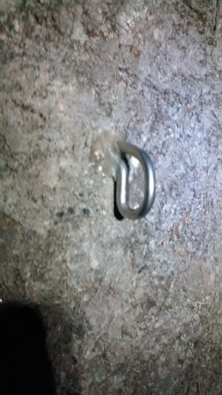 replaced bolt