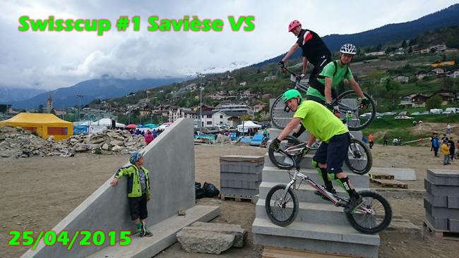 Swisscup Savièse 25.4.2015