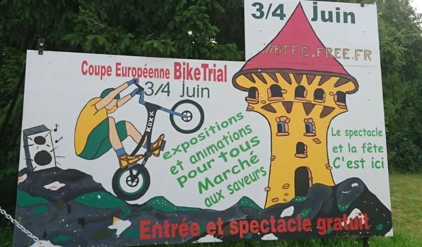 Swisscup La Tour-de-Scay 3./4.6.17